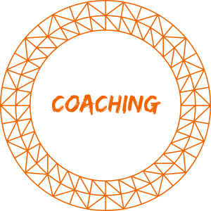cercle orange, coaching