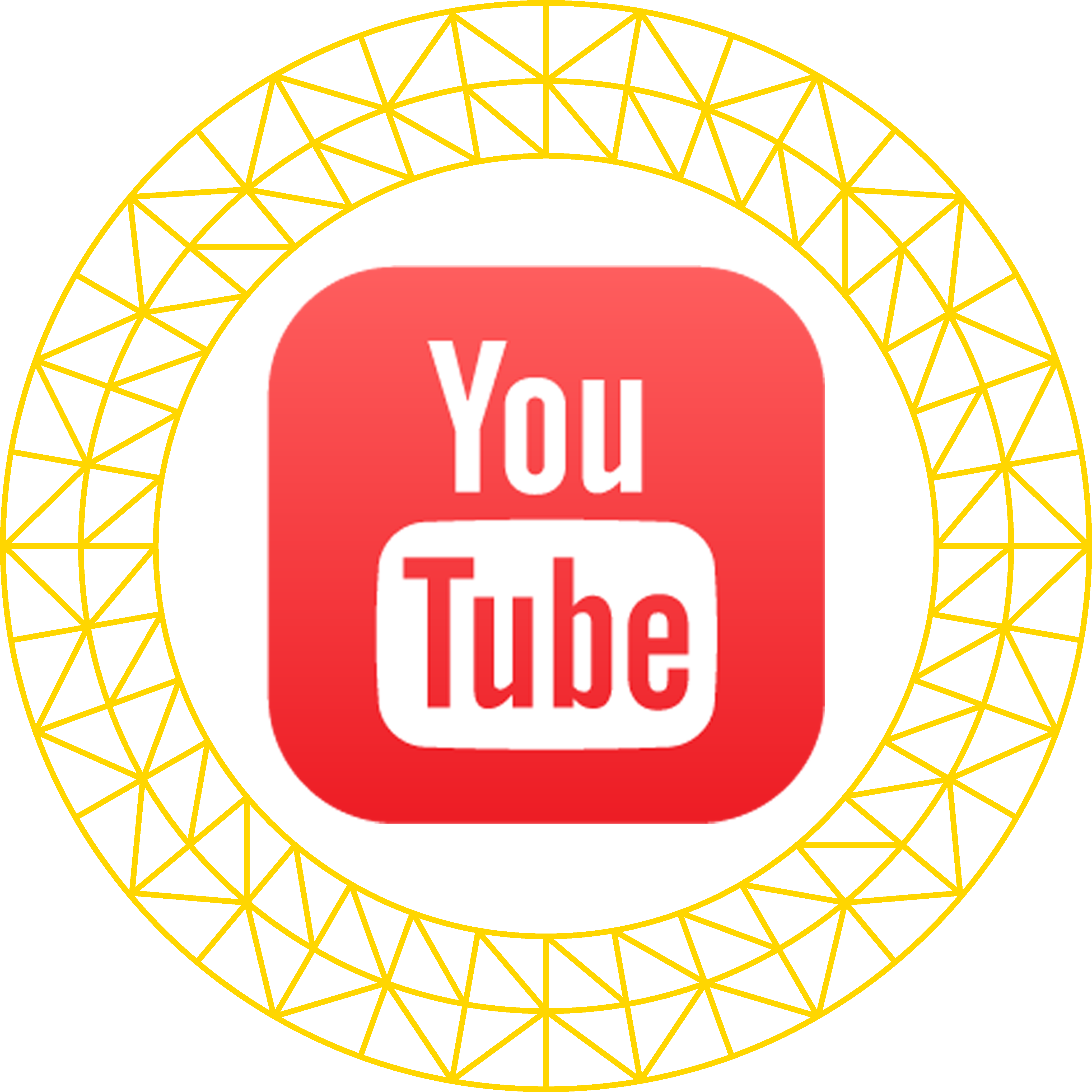 logo youtube + cercle